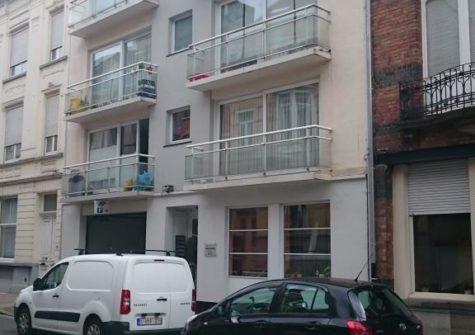 Appartement met 1 slaapkamer nabij Sint-Pieters-Station