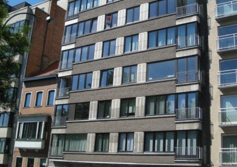 Appartement met 3 slaapkamers nabij Zuid Gent