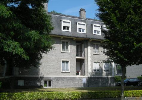 Ruim appartement met garage te Sint-Denijs-Westrem