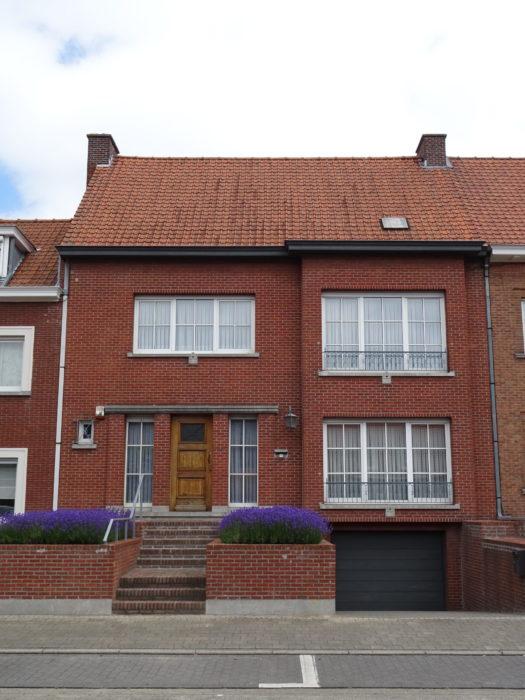Ruime woning te Kortrijk