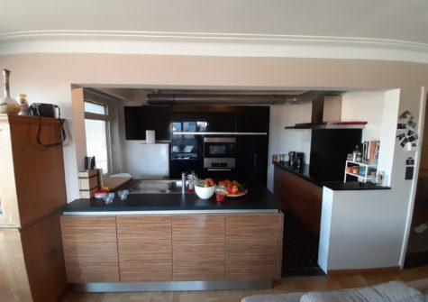 Prachtig appartement met dakterras nabij Decascoop Gent