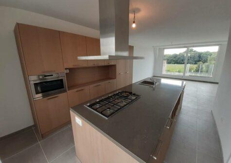 Duplexappartement met 3 slaapkamers, nabij station Evergem