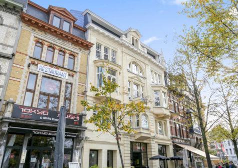 Aangenaam, vernieuwd appartement in historisch centrum Gent