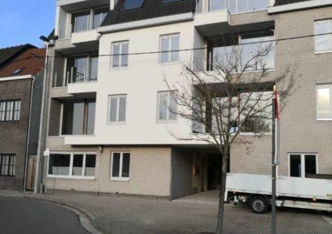 Ruim vernieuwbouwappartement met 2 slaapkamers op gelijkvloers