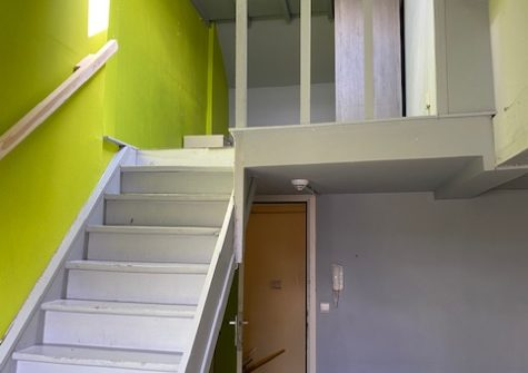 Studio in de Keizer Karelstraat te Gent voor STUDENTEN