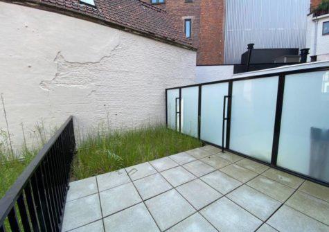 Volledig vernieuwd appartement in historisch centrum Gent, Botermarkt