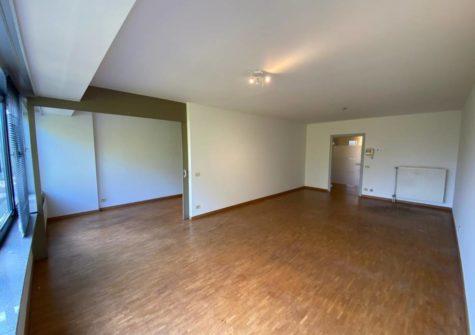 Ruim appartement met zicht op het Zuidpark te Gent – met garage