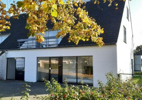 Handelspand met woning te Sint-Denijs-Westrem nabij Sneppe Brug