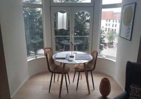 Gerenoveerd appartement in centrum Gent, onder de torens!